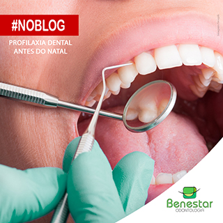 Profilaxia dental: você pronto para as festas de final de ano